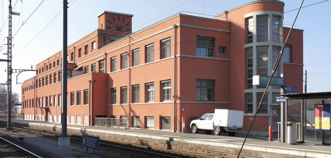 Dienstgebäude Süd, Muttenz © Architektur Basel