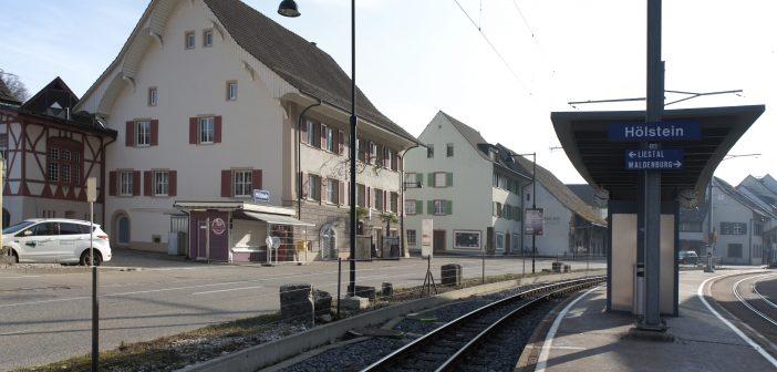 Ensemble aus Gasthaus, Zehntenscheune und Bauernhaus, Hölstein © Architektur Basel