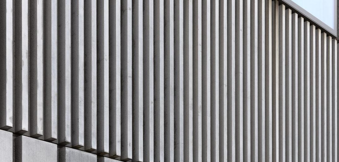 Beton und Glas, Bücheli-Center, Liestal © Architektur Basel