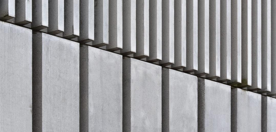 Vorfabrizierte Fassadenelemente, Bücheli-Center, Liestal © Architektur Basel