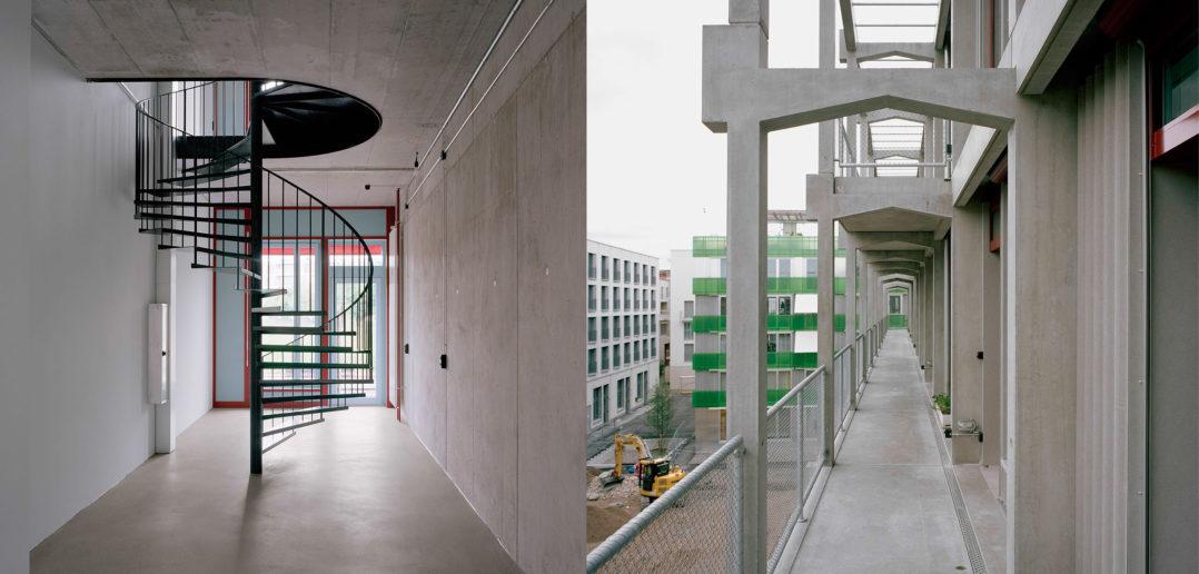 Neubau Goldbachweg 12 + 14 © Architekturfotograf Rasmus Norlander