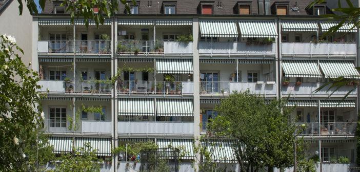 Wohnhaus an der Eptingerstrasse © Gewona Nord-West