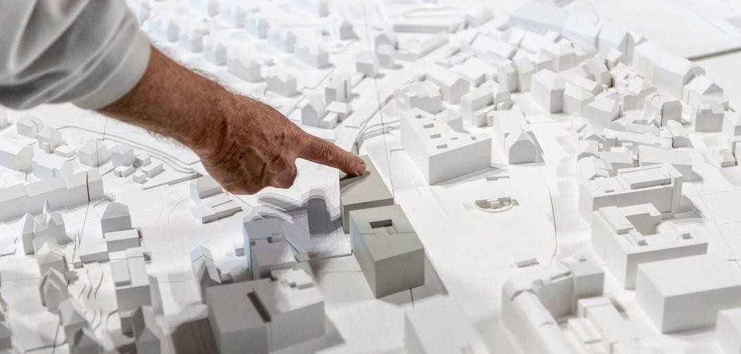 «Wir planen die Stadt! Komplexität der gebauten Umwelt» Gabriela Barman, Stadtplanerin, Solothurn | Dienstag, 7. Mai 2019, 19h © 2018 Simon von Gunten