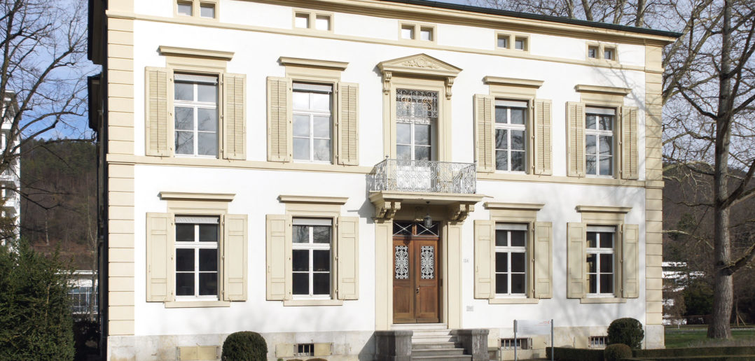 Villa Gauss, Liestal © Simon Heiniger / Architektur Basel