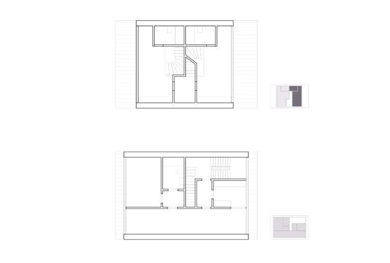 Basler Dach: Grundrisse