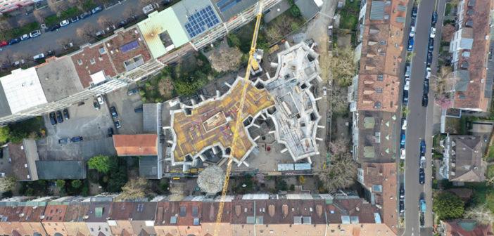 Hofbebauung Riehenring © jessenvollenweider architektur