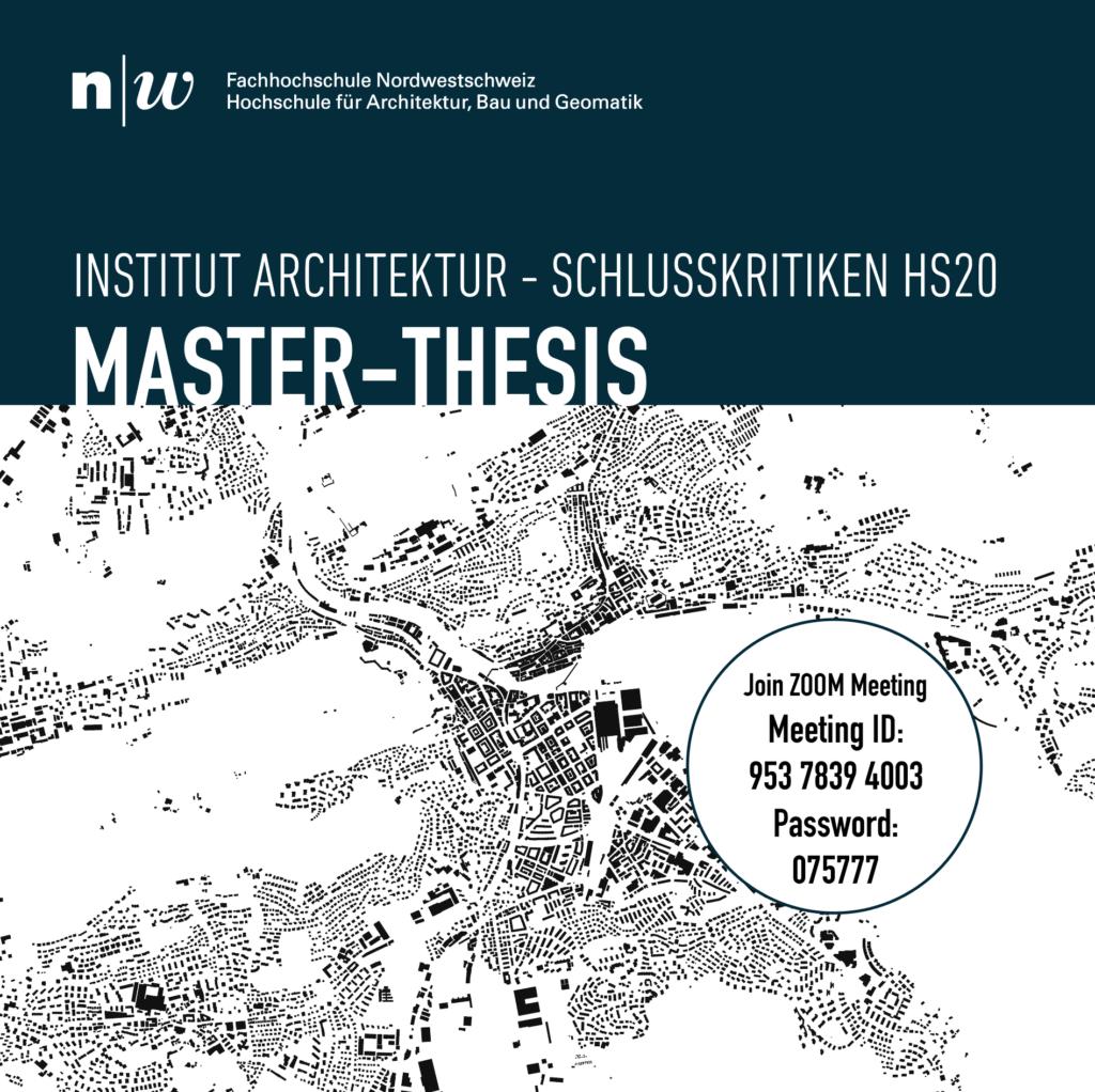 Dissertation thema architektur