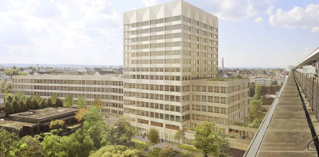 Unispital Perimeter B: ARGE Harry Gugger Studio / Itten+Brechbühl
