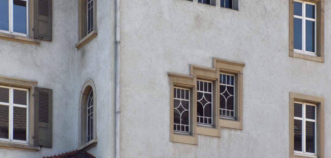 Arbeiterwohnhaus Hauptstrasse 1-3, Niederdorf © Architektur Basel