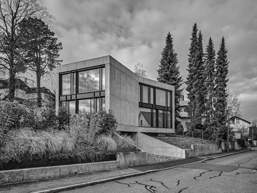 «Haus T» in Binningen, Lupo & Zuccarello Architekten AG © Roger Frei Architekturfotografie, Zürich