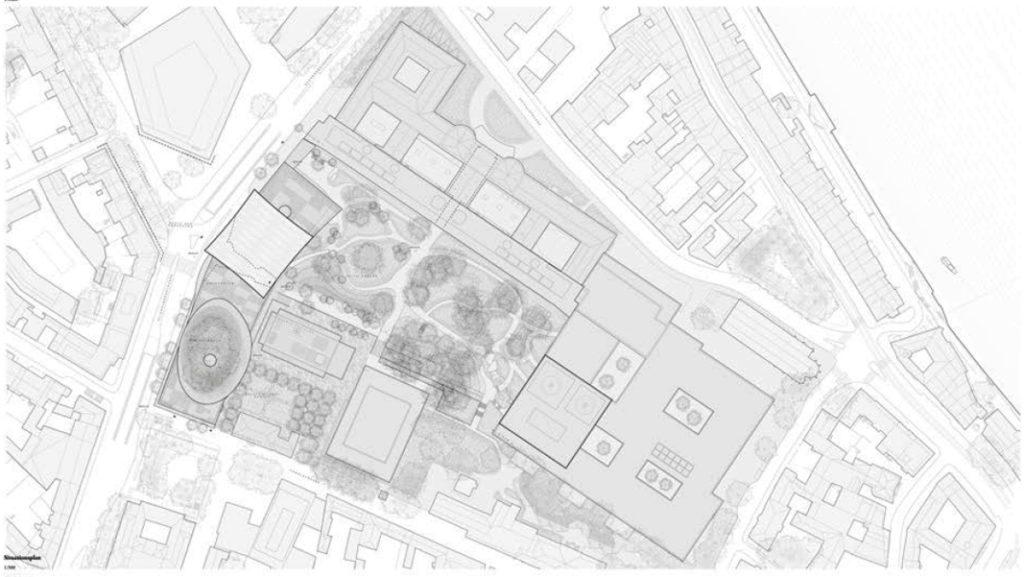 Unispital Perimeter B: Herzog & de Meuron