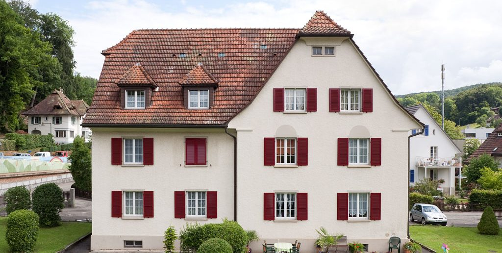 Mehrfamilienhaus 1919, Hölstein © Börje Müller Fotografie