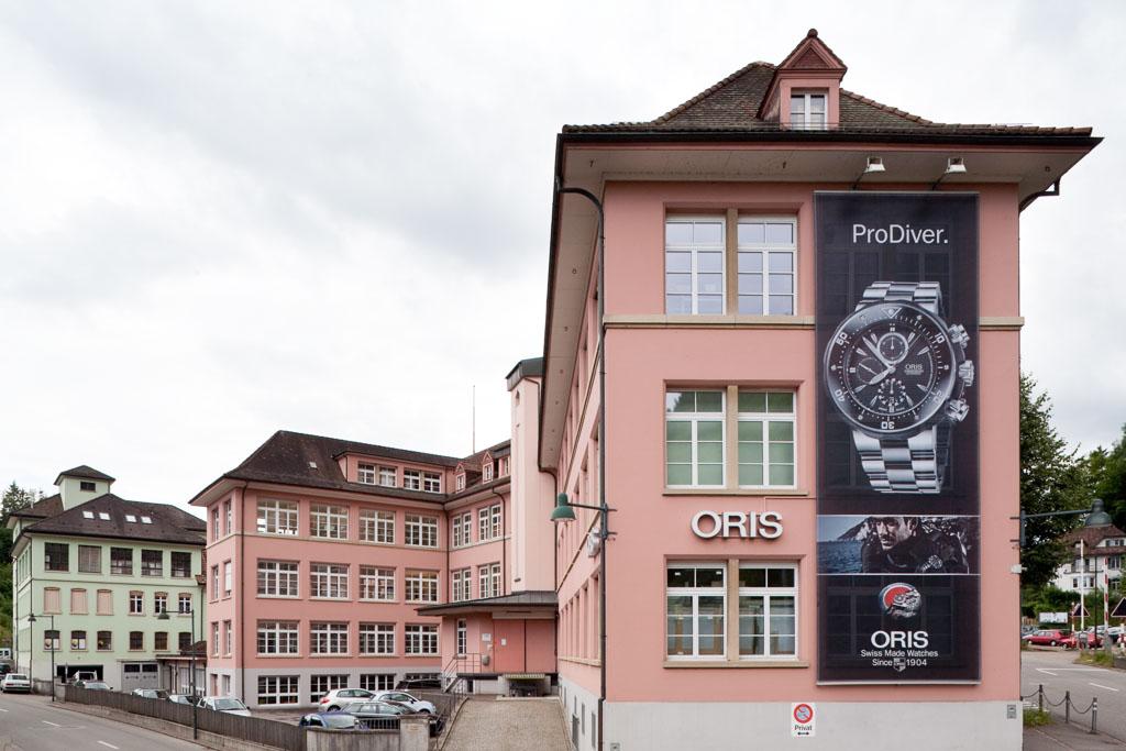 Uhrenfabrik Oris, Hölstein © Börje Müller Fotografie