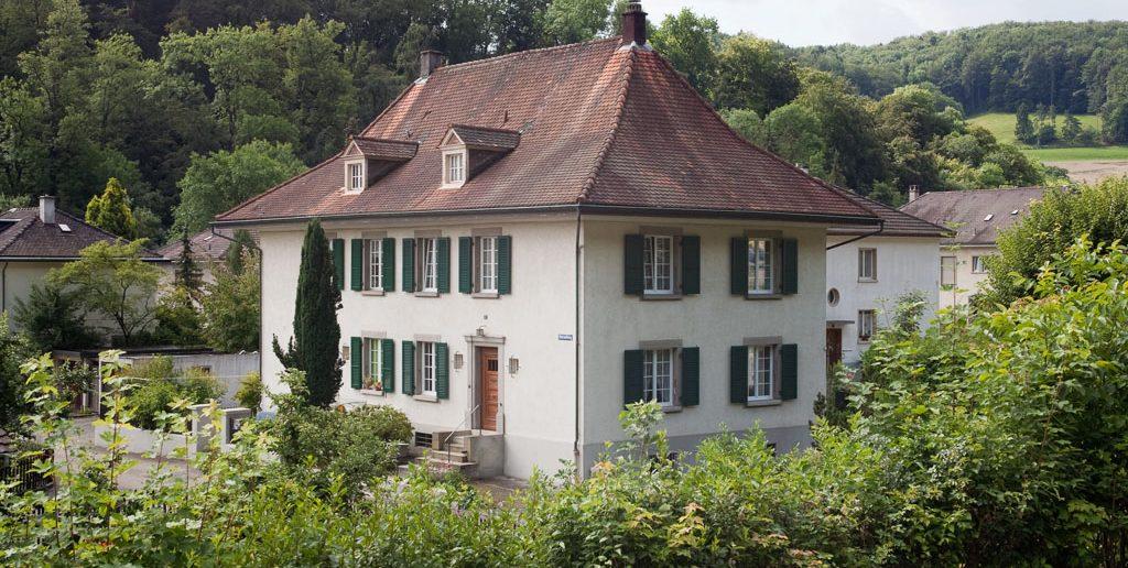 Doppelhaus 1921, Hölstein © Börje Müller Fotografie