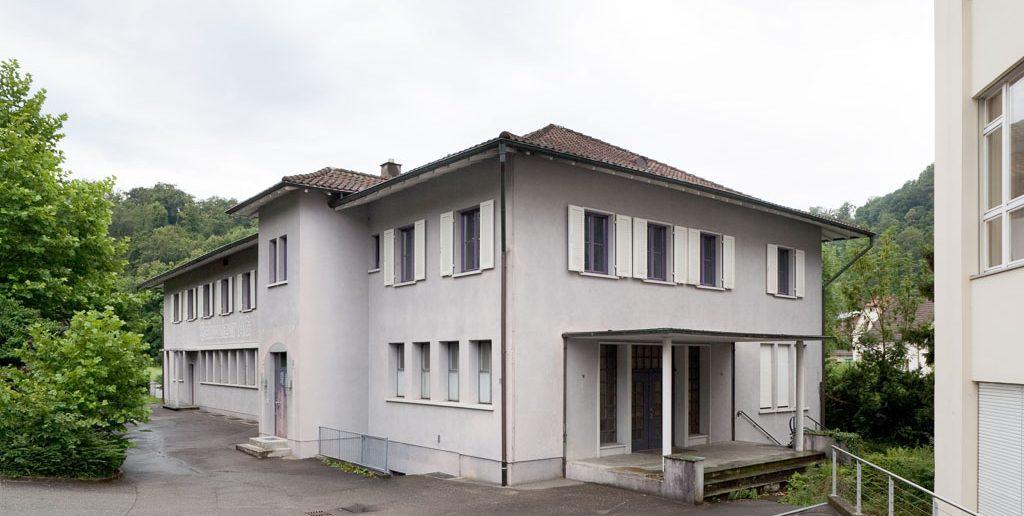 Ehemaliges Wohlfahrtsgebäude, Hölstein © Börje Müller Fotografie