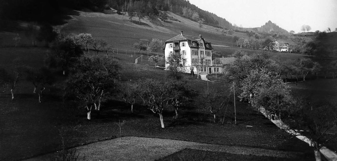 Hotel «Erica», Langenbruck, ca. 1920, STABL_PA_6412_01_01_145, Fotoarchiv der Firma Lüdin AG, Staatsarchiv Basel-Landschaft