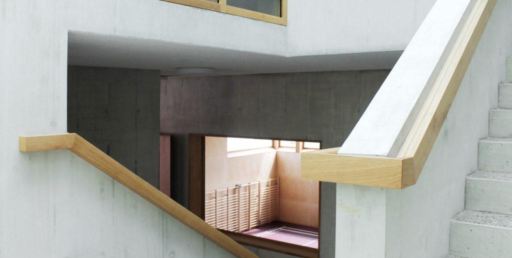 Schulhaus Gründen Muttenz / Nord Architekten / © Architektur Basel
