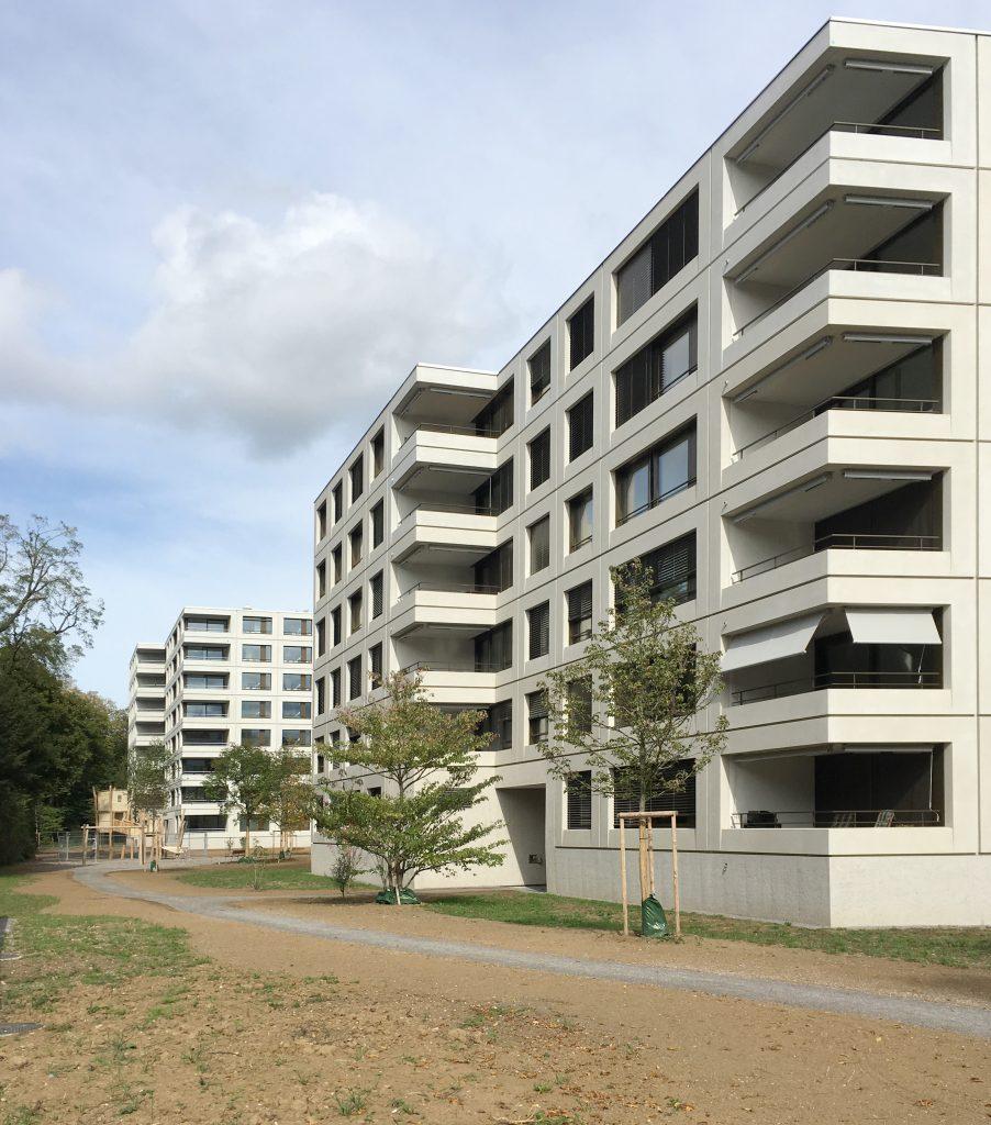 Elegant Architekten Basel Dekoration Von Magnolienpark Von Stump & Schibli © Architektur