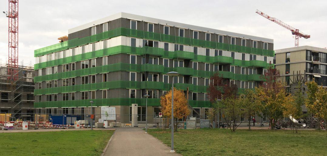 Stadterle von Buchner Bründler Architekten © Architektur Basel