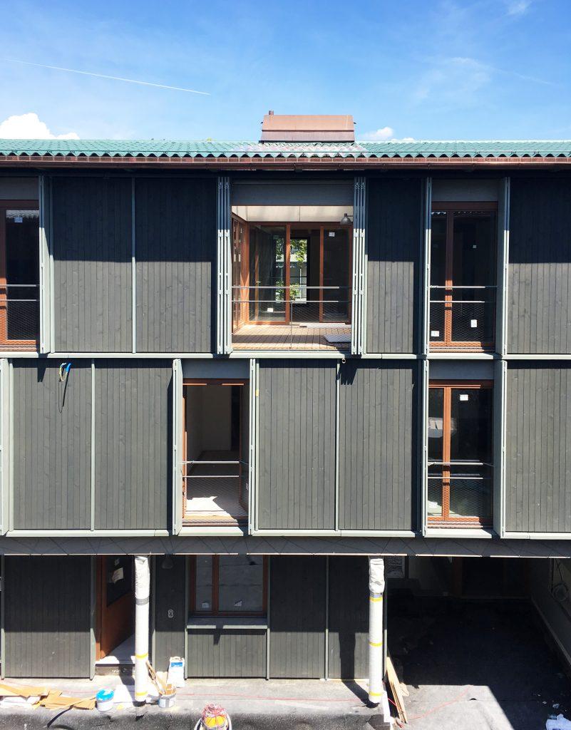 Es chunnt guet an der maiengasse architekturbasel - Architektur basel ...