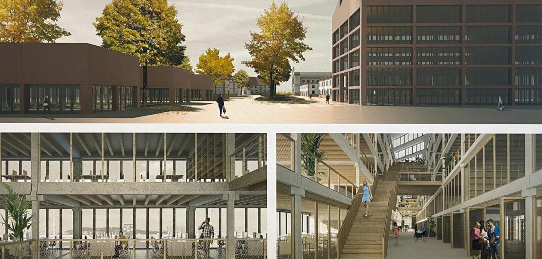 Aussagekräftige Innenvisualisierungen, Foto © Architektur Basel