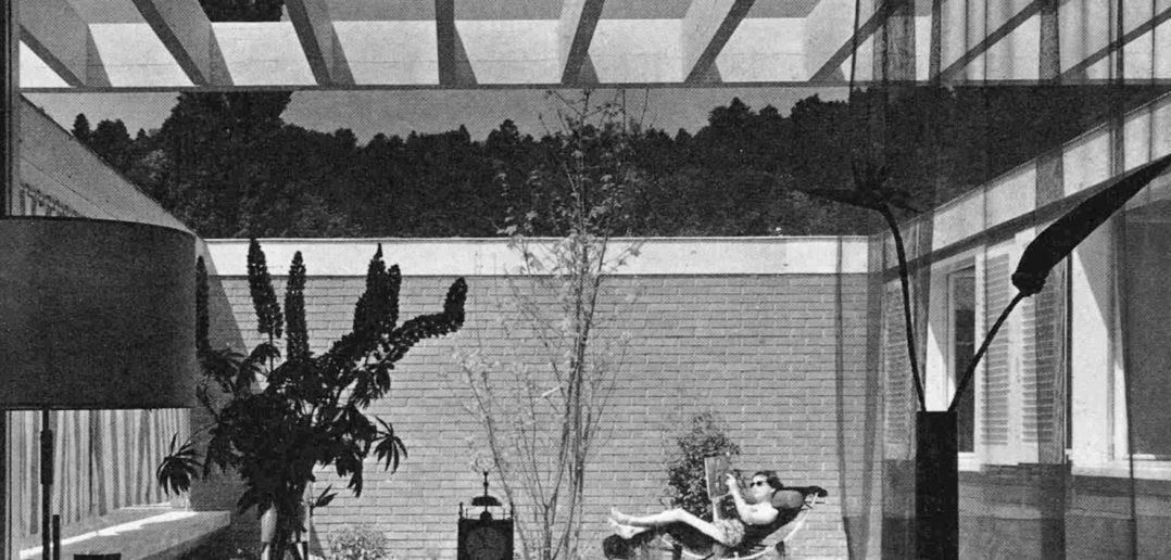 """Die Atriumsiedlung """"In den Gartenhöfen"""" in Reinach"""