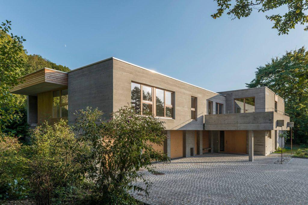 Sechs fragen an jaeger koechlin architekten aus basel zum for Studium zum architekten