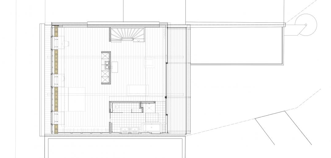 Neues Dachgeschoss © Forsberg Architekten AG