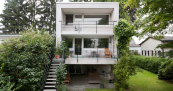 Wohnhaus Wildberger, Binningen © Börje Müller Fotografie