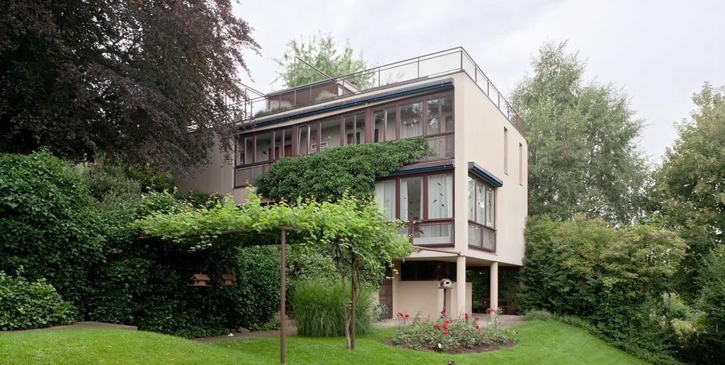 Wohnhaus Senn, Binningen © Börje Müller Fotografie