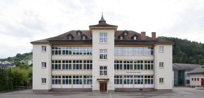 Schulhaus, Bubendorf © Börje Müller Fotografie