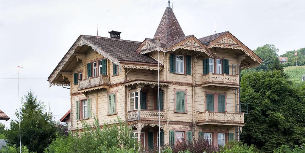 «Pümpin-Haus», Gelterkinden © Börje Müller Fotografie