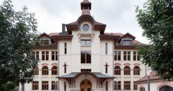 Ehemaliges Schulhaus, Grellingen © Börje Müller Fotografie