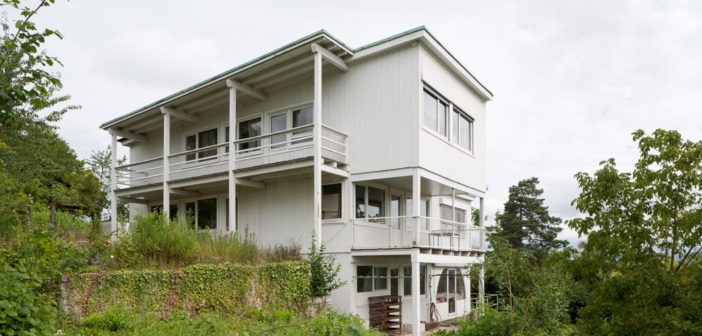 Wohnhaus Schmidt-Kohl, Binningen © Börje Müller Fotografie