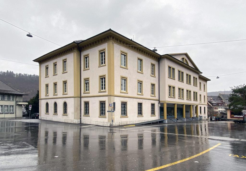 Bestandesbau © Simon Heiniger / Architektur Basel