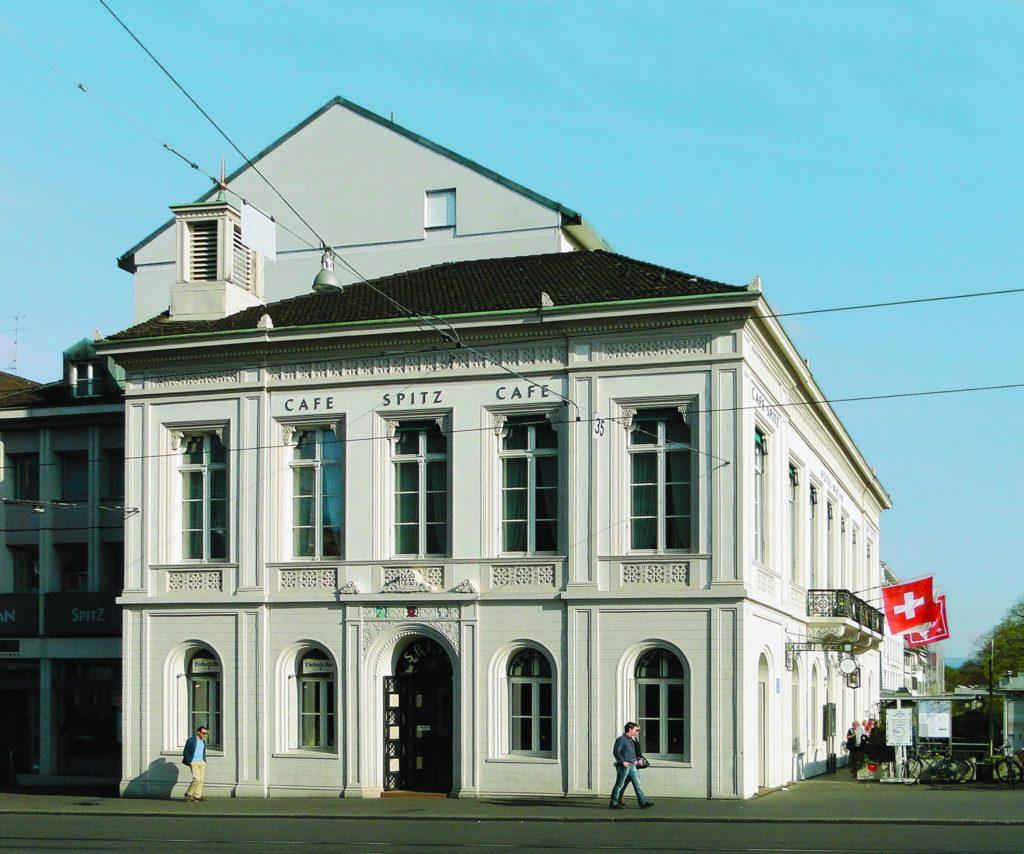 Bauen basel klassizismus und historismus architekturbasel - Architektur basel ...
