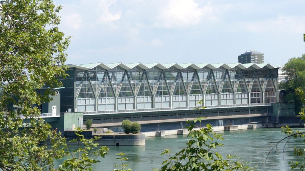 Kraftwerk Birsfelden © Architektur Basel
