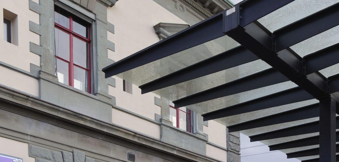 Kulturhaus Palazzo, Liestal © Architektur Basel
