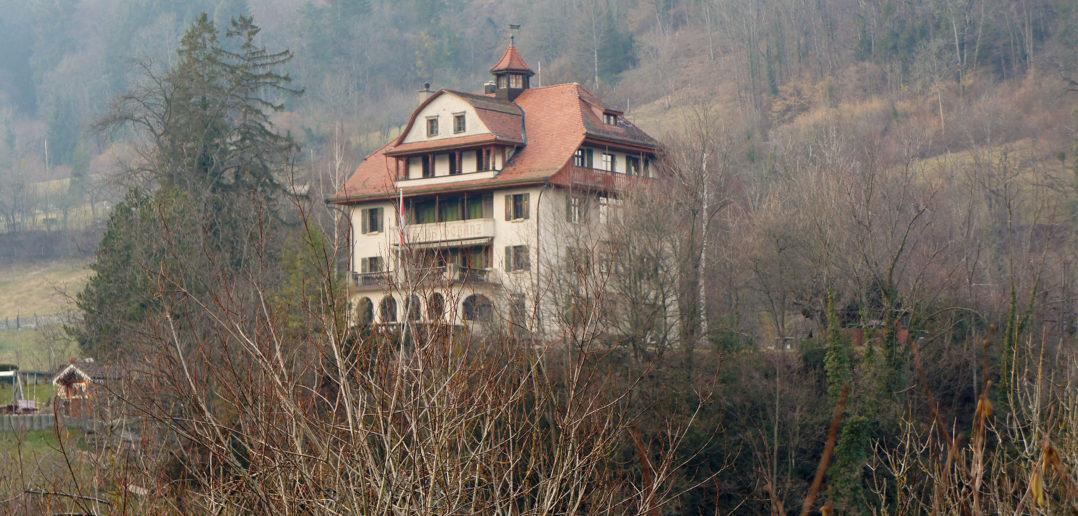 Kurhaus Schanz, Waldenburg © Architektur Basel