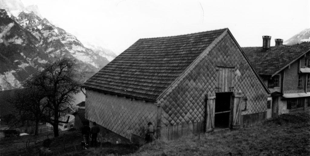Umbau Haus Obstalden © lilitt bollinger studio