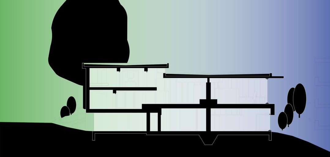 «Laterne» und «Höhle» auf Tuchfühlung © Notaton