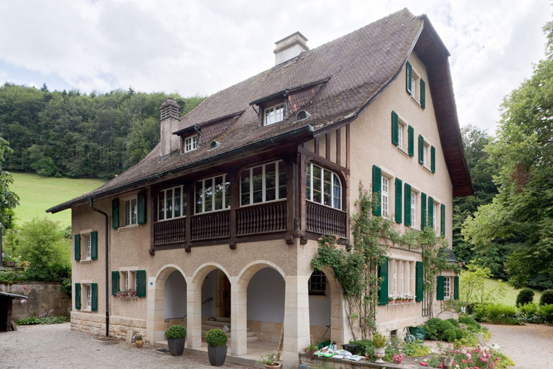 Landhaus Schwengi, Langenbruck © Börje Müller Fotografie