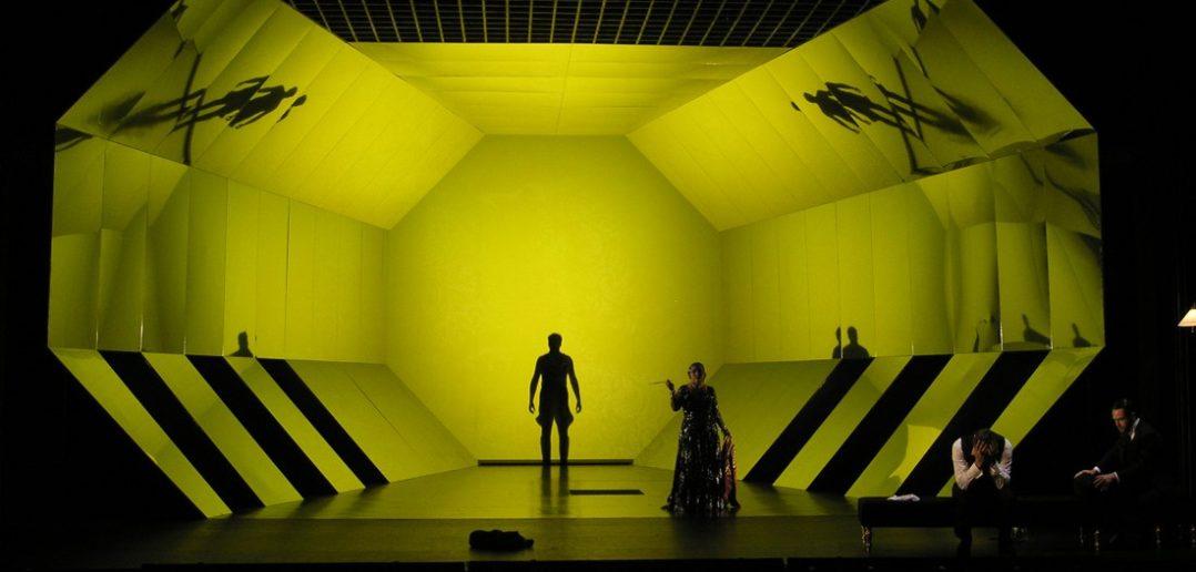 «Inszenierte Räume – Bühnenbilder in Bewegung» Markus Erik Meyer, Bühnenbildner, Berlin | Dienstag, 30. April 2019, 19h © Markus Erik Meyer