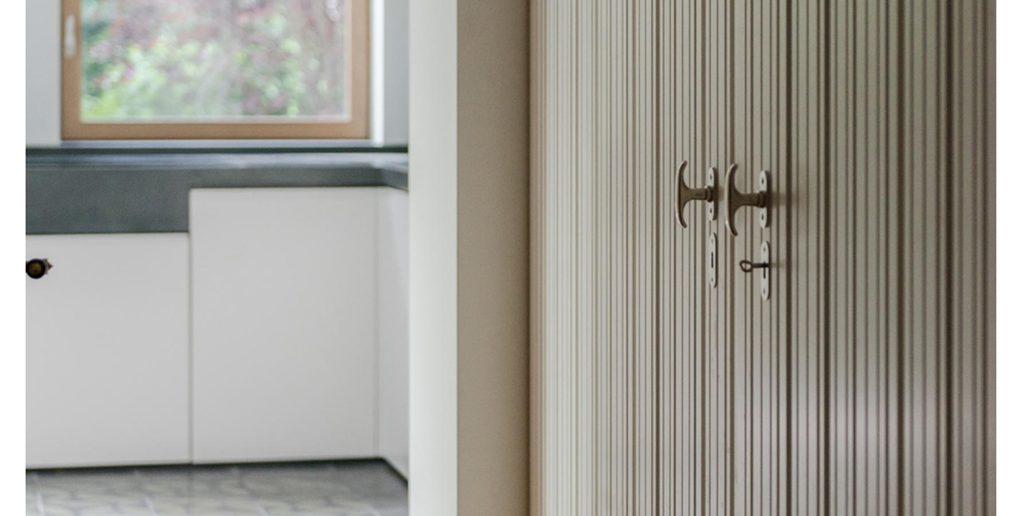 Marschalkenstrasse © Scheibler & Villard