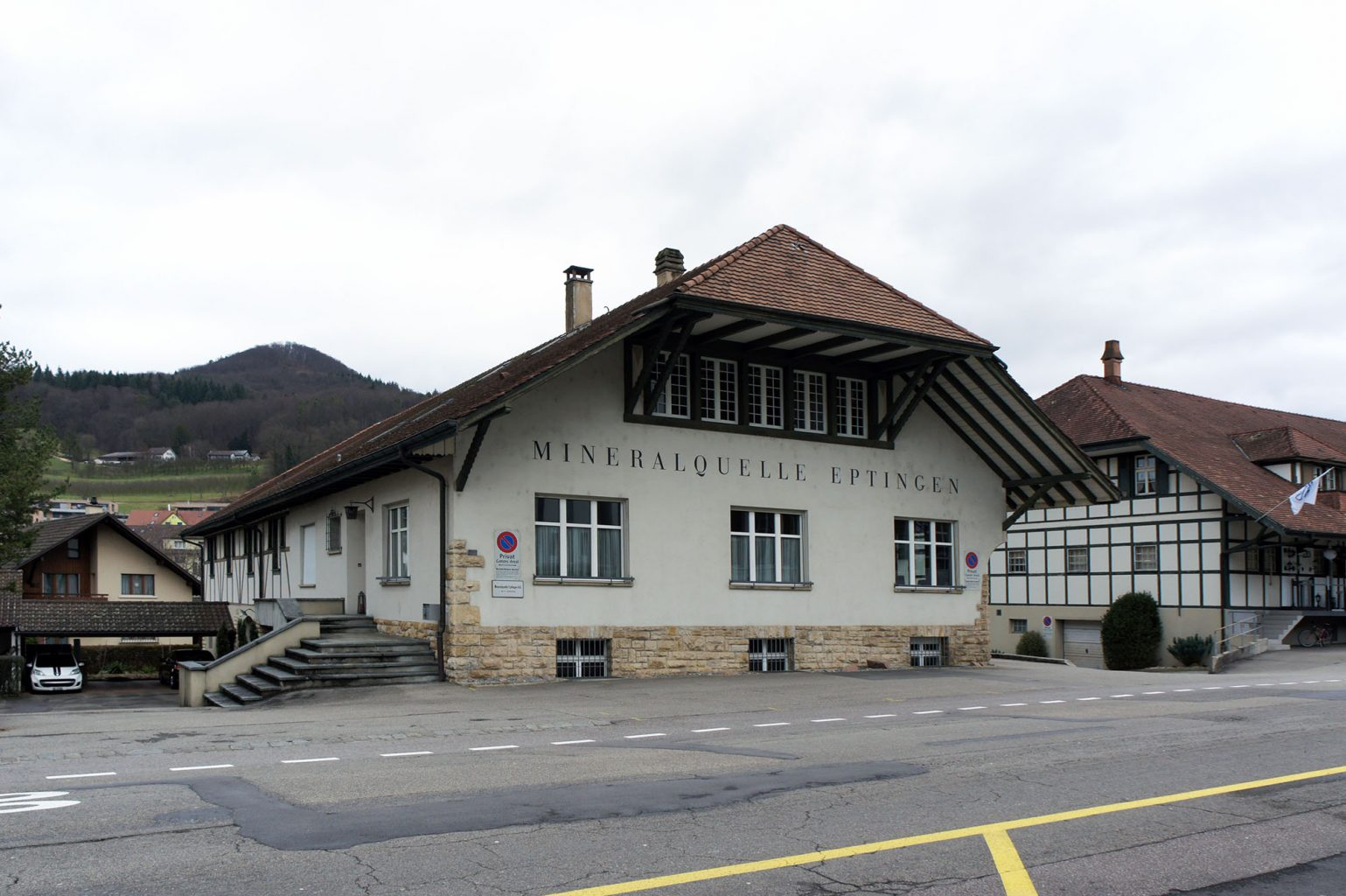 Ehemaliges Lagerhaus Eptinger, Sissach © Architektur Basel