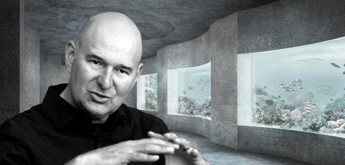 Roger Boltshauser im Gespräch über das Ozeanium © Michael Artur Koenig