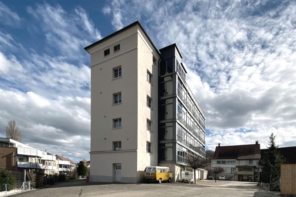 Getreidemühle, Lausen © Simon Heiniger / Architektur Basel