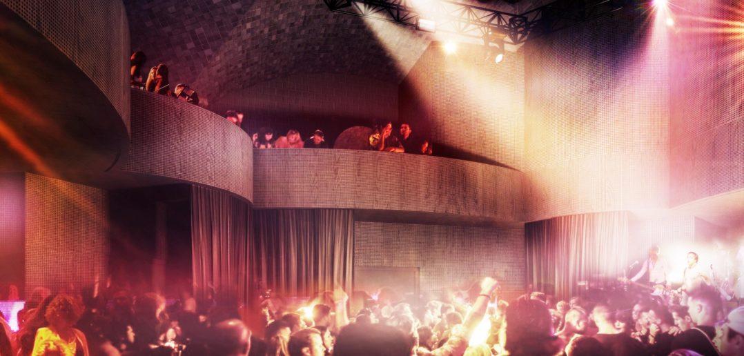 Visualisierung des Konzertraumes © Vécsey Schmidt Architekten, ponnie images