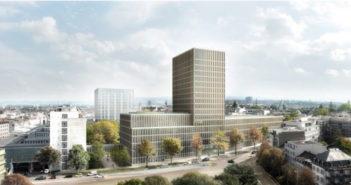 Unispital Perimeter B: Nissen Wentzlaff / Ludes Architekten