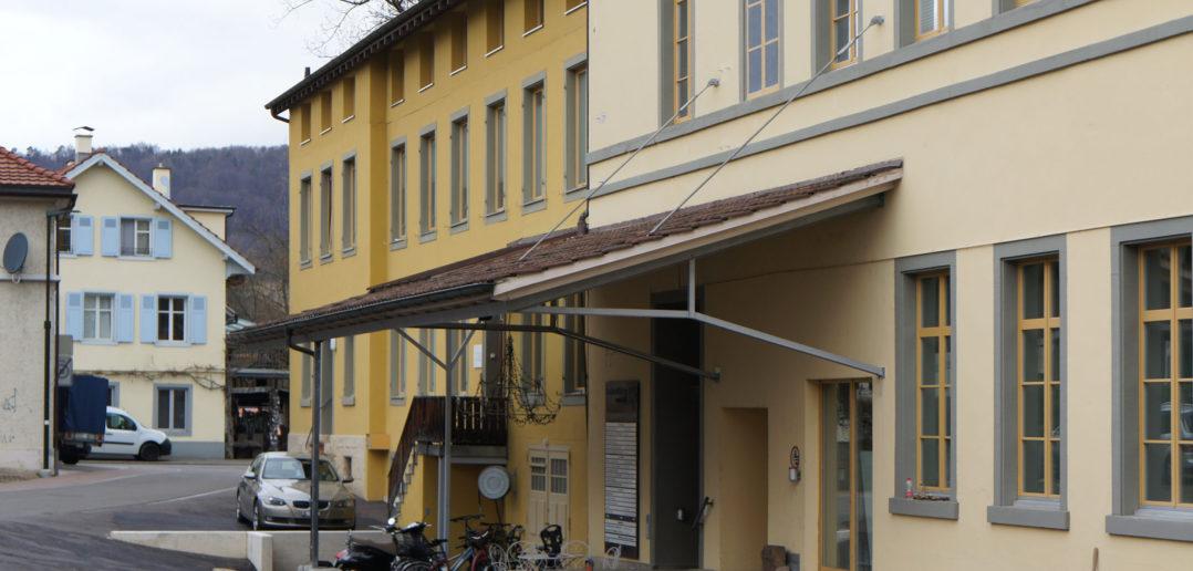 Obere Fabrik, Sissach © Architektur Basel